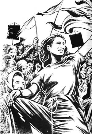 Resultado de imagem para mulher luta