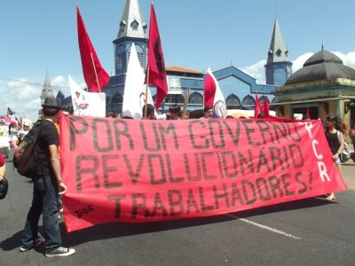 Por um governo revolucionário dos trabalhadores